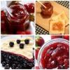 Натурално сладко по домашна рецепта с цели плодове