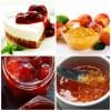 Джемы с кусочками фруктов