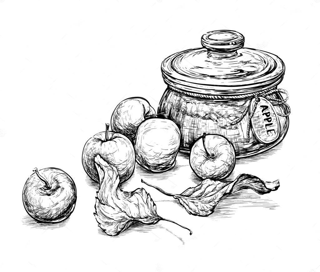 depositphotos_129555096-stock-illustration-hand-drawn-jam-jar-with