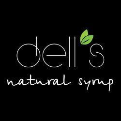 Свежарските плодови сиропи Dell's с парченца